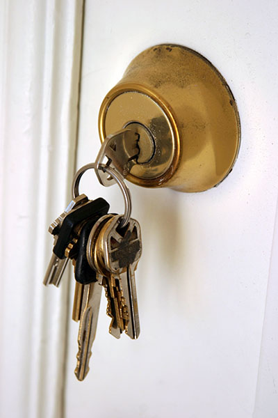 How to Keep Keys Clean